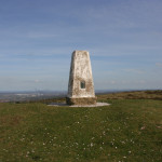 Trig point Explore map